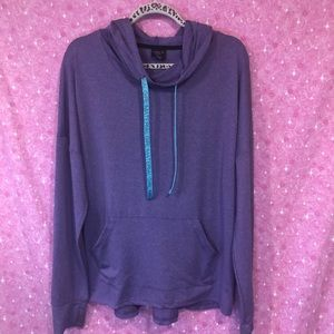 Material Girl Active XL Running Hoodie